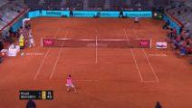Sport - Tennis - Madrid, un grande Berrettini vola in finale