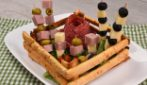 Spring basket: the fresh and original idea to serve your appetizers!