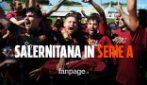 La Salernitana è in Serie A dopo 22 anni: esplode la festa granata