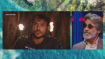 """L'Isola dei Famosi 2021, Brando Giorgi si scaglia contro Awed: """"Hai detto che sono uno schifoso"""""""