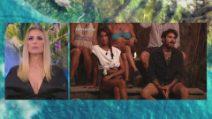 L'Isola dei Famosi - Andrea Cerioli non si pente della lite con Francesca Lodo