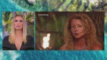 """L'Isola dei Famosi 2021, Angela Melillo assicura: """"Sono dalla parte di Francesca"""""""