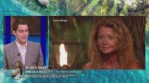 L'Isola dei Famosi - Tommaso Zorzi attacca Angela Melillo