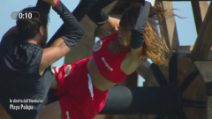 L'Isola dei Famosi 2021, Awed batte Emanuela Tittocchia nella prova del girarrosto
