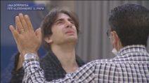 Amici 2021: Alessandro in lacrime incontra il papà