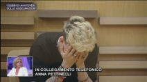 """Amici 20, Aka7even ancora contro Anna Pettinelli: """"Se lei urla io mi blocco"""""""