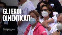 """Gli infermieri precari: """"Eravamo eroi, ora a fine emergenza saremo senza lavoro"""""""