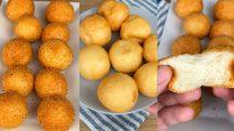 Perle di parmigiano: l'antipasto perfetto pronto con 2 ingredienti!