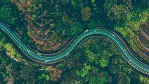 Ecco come funziona la prima autostrada italiana che ricarica auto elettriche