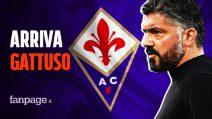 Gattuso nuovo allenatore della Fiorentina: contratto biennale, ingaggio da 2 milioni a stagione