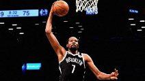 Brooklyn-Boston 130-108: Durant schiccia ancora i Celtics