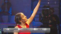 Amici 20, Giulia balla sulle note di Guerriero nella Finale