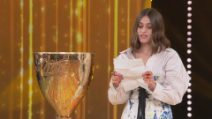 Amici 20, Gaia Gozzi torna per l'augurio ai finalisti