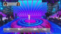 Amici 20, Sangiovanni canta Malibù nella finalissima