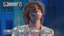 "Amici 20, Sangiovanni canta ""Everybody hurts"""