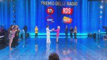 Le premiazioni di Amici 20: la consegna del premio delle radio