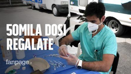In fuga da Astrazenca: in Sicilia 50mila dosi restano in frigo. La regione le cede alla Puglia