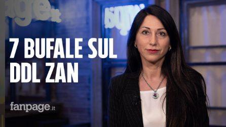 Le 7 bufale sul ddl Zan smentite da Alessandra Maiorino (M5s)