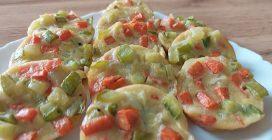 Tortini di verdure: la ricetta originale e gustosa che piacerà a tutti