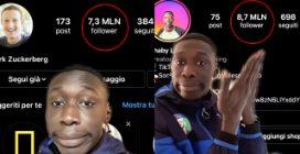 Khaby Lame ha più follower di Mark Zuckerberg: lui gli scrive su Instagram