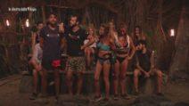 L'Isola dei Famosi - La scelta dello sfidante