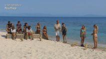 L'Isola dei Famosi - La scelta di Isolde per la prova immunità