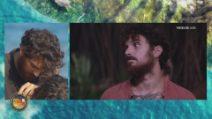 L'Isola dei Famosi, lo scontro tra Andrea e Isolde