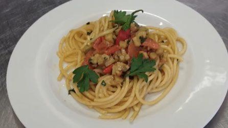 Bucatini in salsa piccante: la ricetta del primo piatto davvero saporito