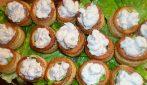Vol au vent con crema di gamberi: la ricetta per un ottimo antipasto
