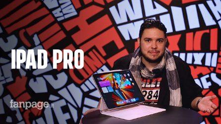 Abbiamo provato il nuovo iPad Pro con processore M1