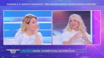 Pomeriggio Cinque - Maria Teresa Ruta: ''Parlo con mio padre scomparso''