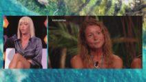 L'Isola dei Famosi - Tommaso attacca Angela Melillo