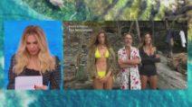 L'Isola dei Famosi - Rosaria è eliminata definitivamente