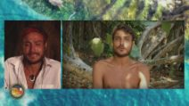 L'Isola dei Famosi 2021, Il rapporto tra Awed e il padre