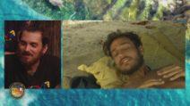 L'Isola dei Famosi - Le richieste di Andrea Cerioli per il suo compleanno