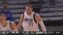 Sport - Nba - NBA Highlights: LA Clippers-Dallas Gara-1 103-113