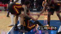 Sport - Nba - NBA Highlights: New York-Atlanta Gara-1 105-107