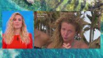 L'Isola dei Famosi, Angela Melillo sceglie di tornare in Italia
