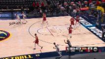 Sport - Nba - NBA Highlighs: Denver-Portland gara-2 128-109