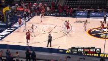 Sport - Nba - NBA Highlights: Denver-Portland Gara-2 128-109
