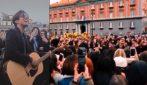 Michele Merlo, i live a Napoli e Milano filmati dai suoi fan