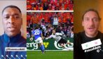 """Totti: """"Gli olandesi stanno ancora rosicando per il mio cucchiaio?"""". La risposta di Seedorf al capitano"""