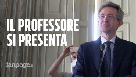 """Gaetano Manfredi si presenta: """"Commissario straordinario per gestire il debito storico del Comune"""""""
