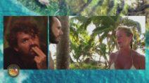 L'Isola dei Famosi - Il rapporto tra Andrea e Valentina