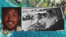L'Isola dei Famosi 2021, Il videomessaggio per Awed da parte del fratello
