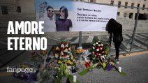 """Mottarone, il ricordo degli amici di Hesam e Serena a La Sapienza: """"Il loro amore sarà eterno"""""""