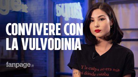 """Giorgia Soleri racconta la vulvodinia: """"Nessuno sapeva dare risposta al mio dolore"""""""
