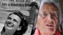 """12 milioni votarono per la prima volta il 2 giugno 1946 : """"Così vinse il coraggio"""""""
