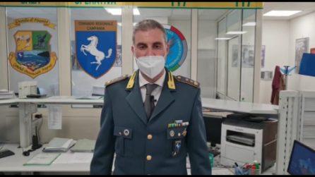 """""""Pizzo con le fatture per scaricarlo dalle tasse"""": l'indagine spiegata dal tenente colonello Toma"""