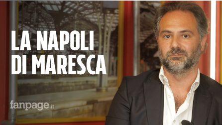 """Catello Maresca: """"Con me liste civiche e pulite. Parlerò con tutti i candidati, uno a uno"""""""